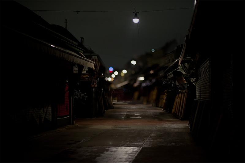 naschmarkt, vienna, photos and the city, at night, lost, lonley, empty, dark, citylight