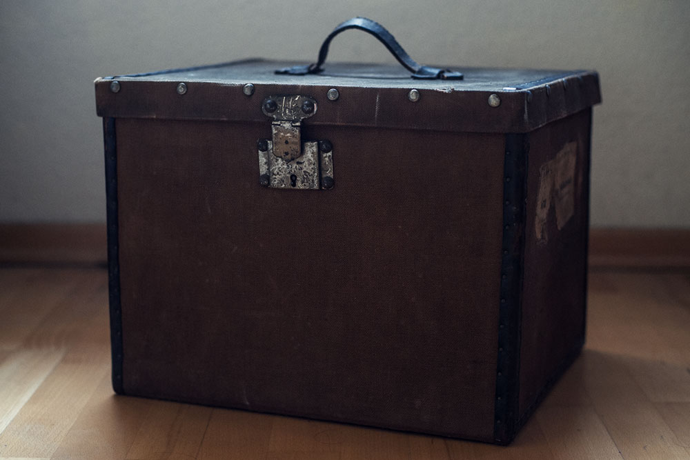 vintage, suitcase, trunk, travel, old,