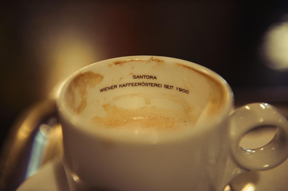 coffee, alt wien, kaffeehaus, santoria