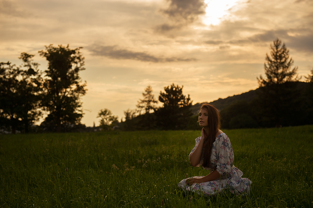 sunset, summer, lena, irina hofer, steinhof grüne, vienna, ferman ab