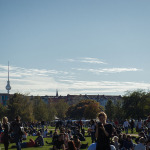 Sunday at Mauerpark