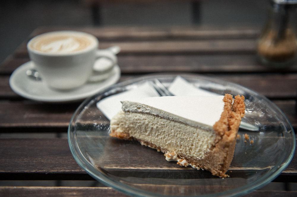 berlin, kreuzberg, five elephant, cheesecake