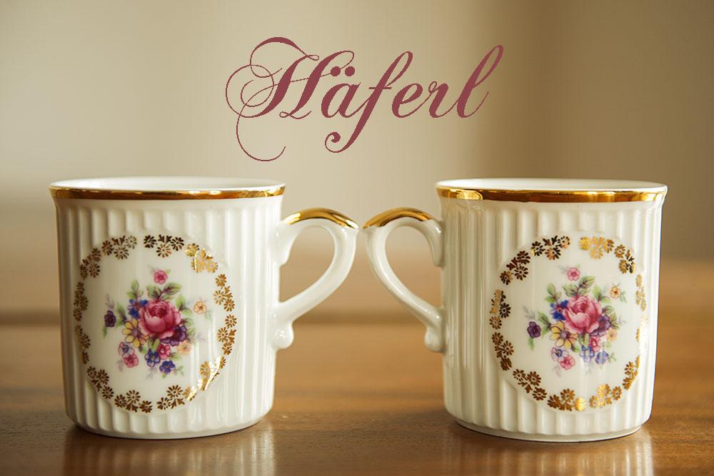 häferl, kaffee, vintage