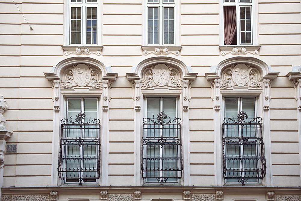 window, wieden, 1040, vienna, old, beauty