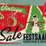 Save the date: Swingin´ vintage christmas sale
