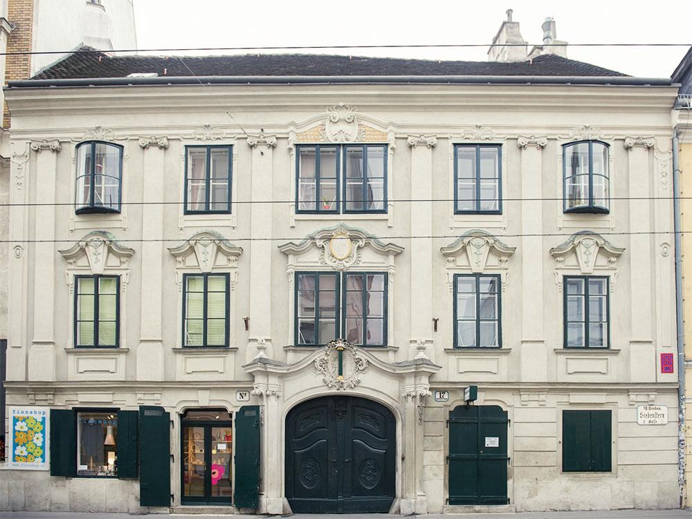 siebensterngasse, vienna, 1070