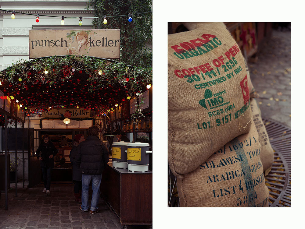 christkindlmarkt, vienna, advent, spittelberg