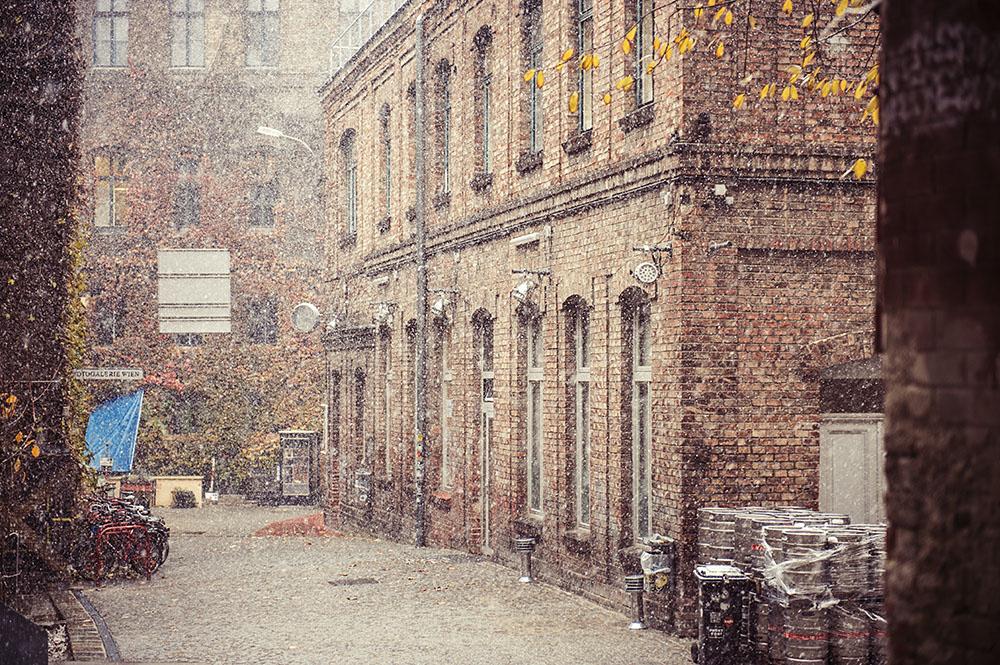 portrait, winter, people, photography, snow, vienna, wuk
