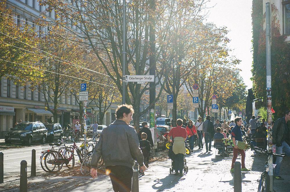 Berlin, Prenzlauer Berg,