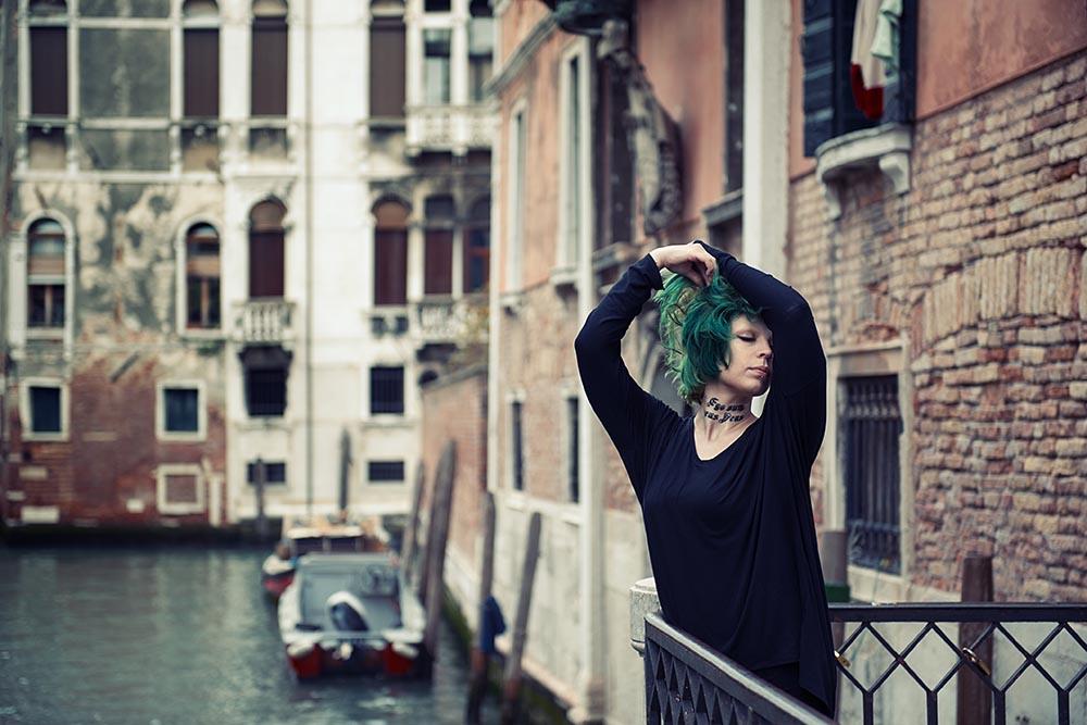 venice, portrait, photos and the city