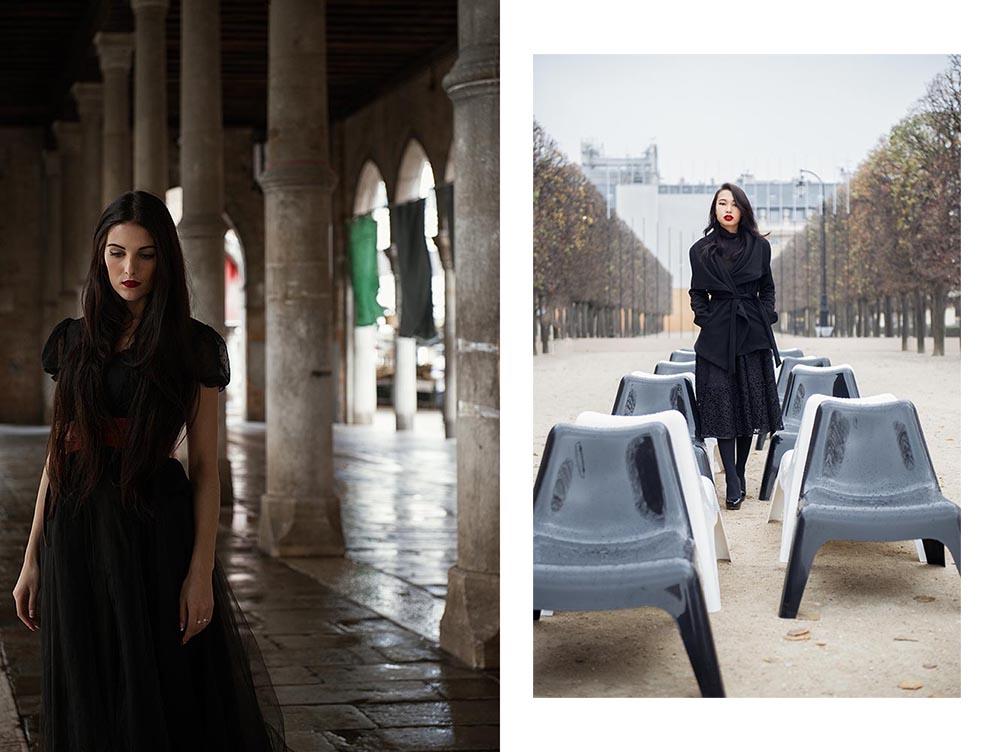 venice, portrait, photos and the city, paris