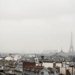 Der Himmel über Paris