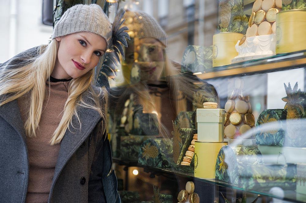 paris, seine, pastel, winter, grey, fog, cold, winter