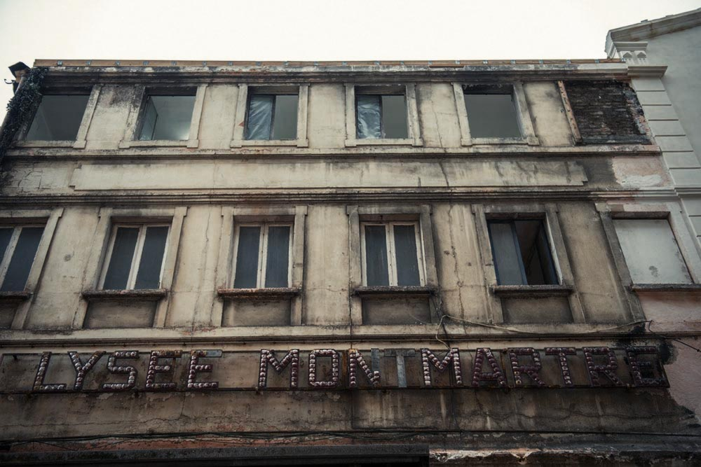 paris, winter, montmatre