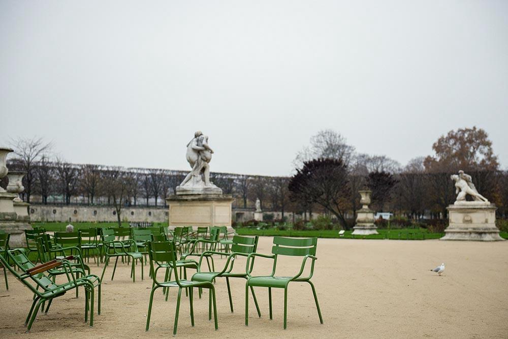 paris, winter,