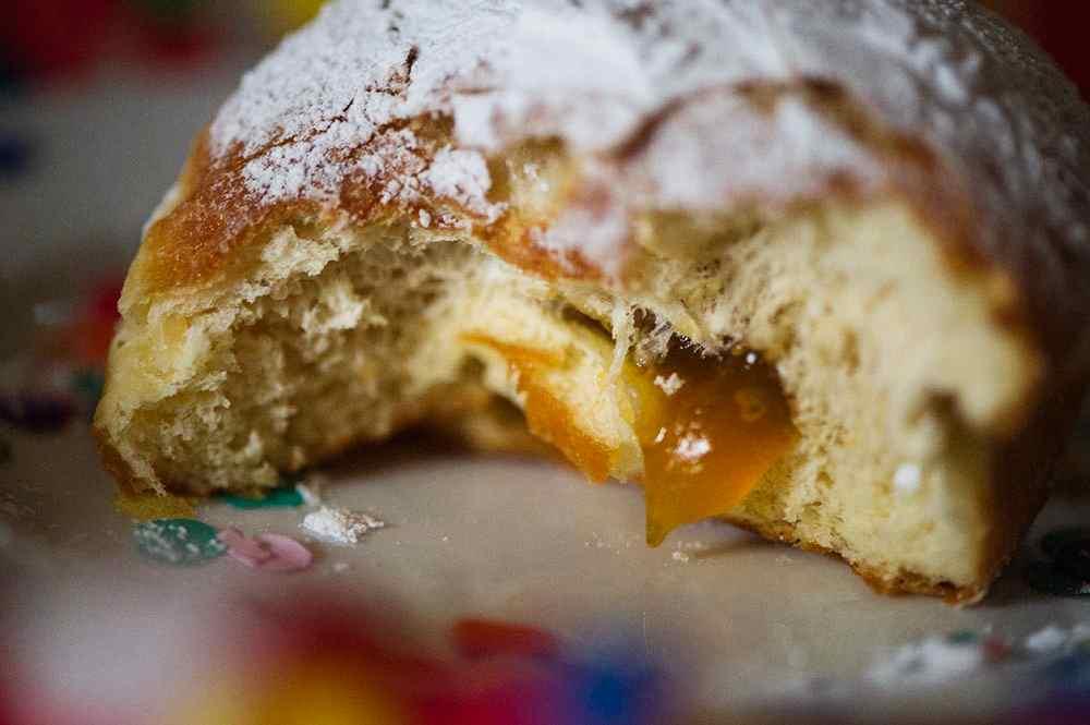 fasching, krapfen, marille, sweet treat, food, vienna, carnival