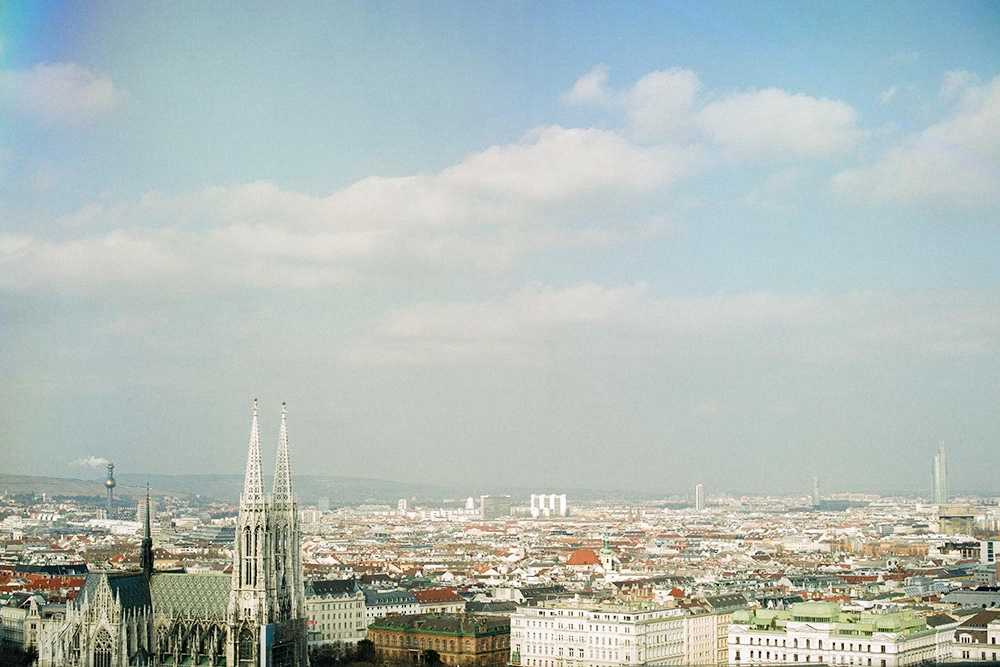 Ringstraße, Vienna, City Skyliner, Vienna Ice World