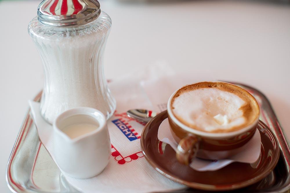 tichy, eis, icecream, reumannplatz, vienna, eismarillenknödel, kaffee, kleiner brauner