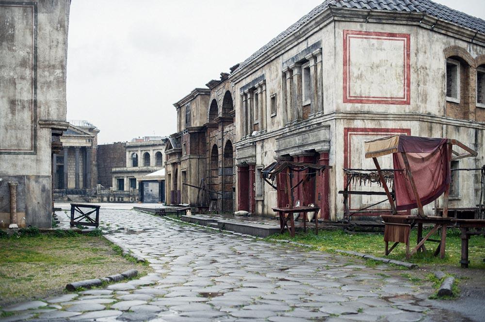 cinecitta, rome, roma, hbo, italy, movie set, cesar