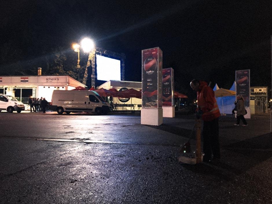 esc, eurovision, aftershowparty, rathausplatz, vienna, es 2015, 1010