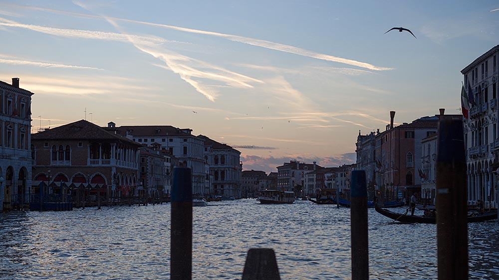 venezia, italy, spring, canale grande