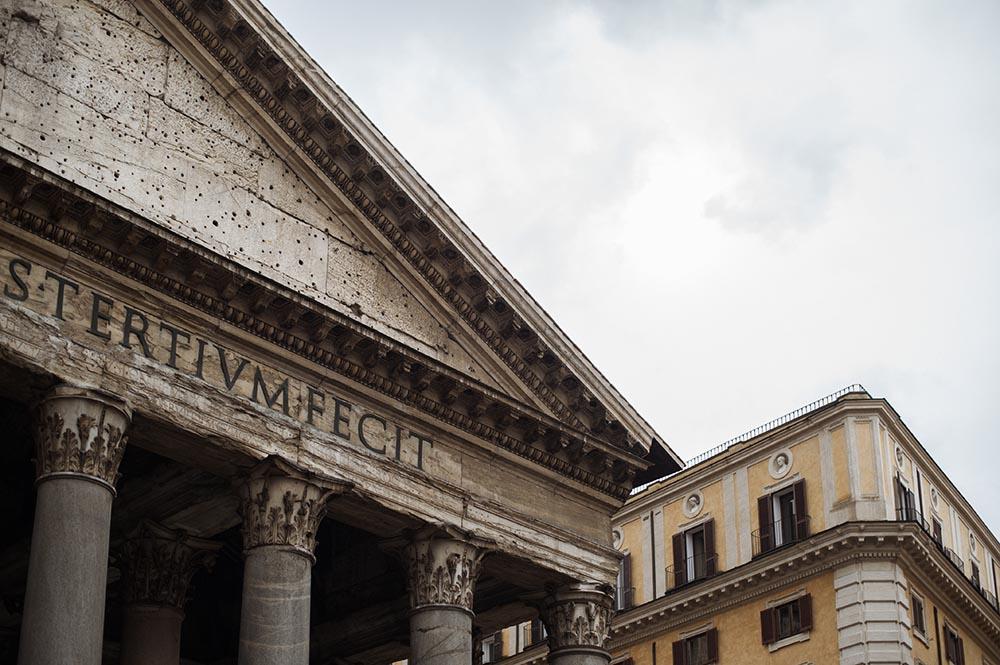 rome, italy, panteon