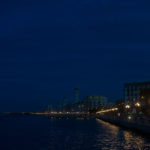 Sunday evening at the sea