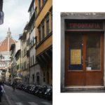 Walking around Florence