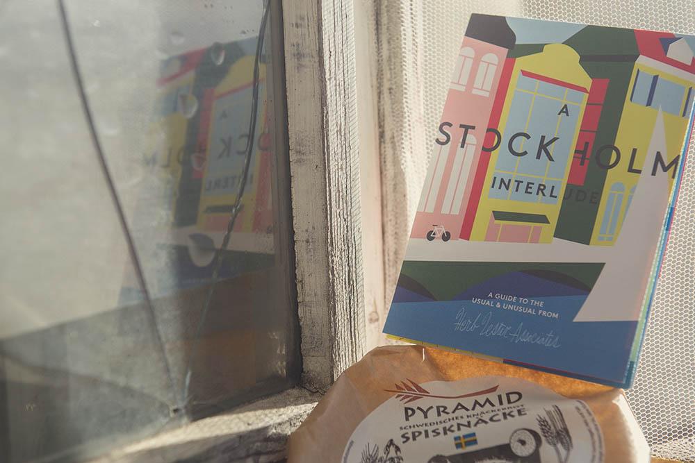 stockholm, sweden, herb lester, map, travel