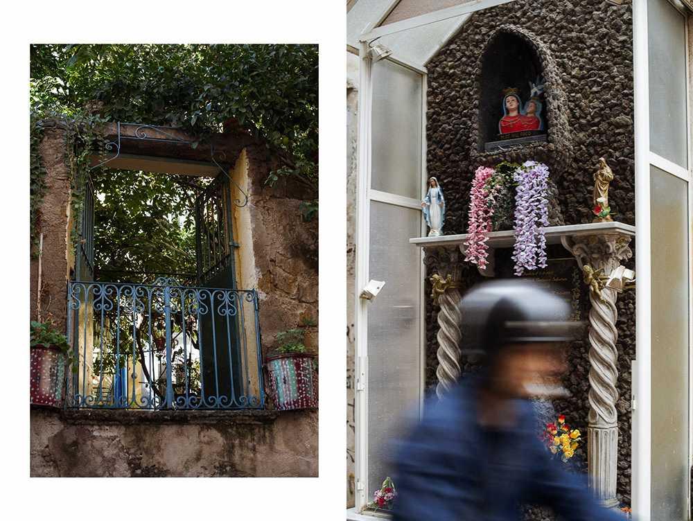 napoli, spanish quarters, italy, narrow streets, pittoresque, football