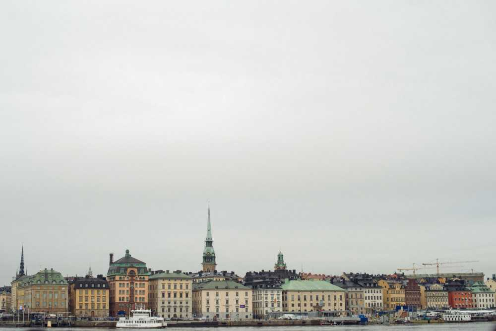 stockholm, sweden, winter, boat, tour, water, ocean, cold, strommä