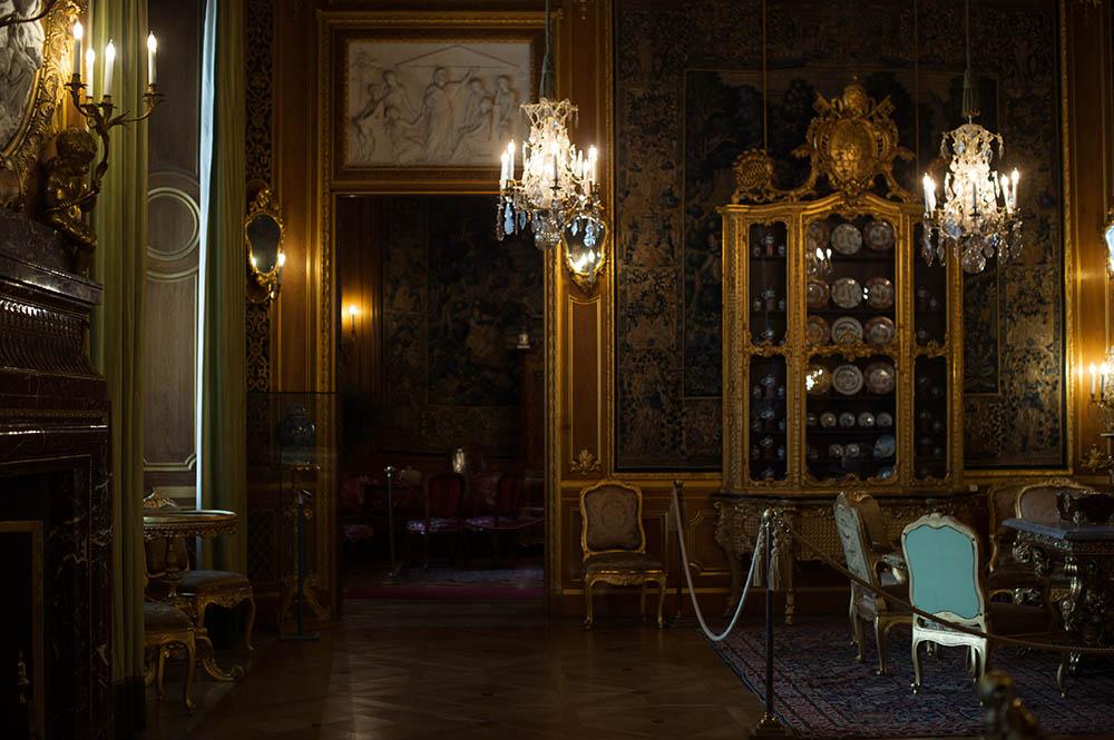stockholm, sweden, östermalm, hallwylska museet