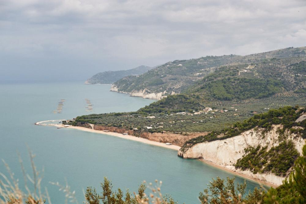 gargano, coast, vieste, italia, puglia, my big fat italian roadtrip, ursula schmitz