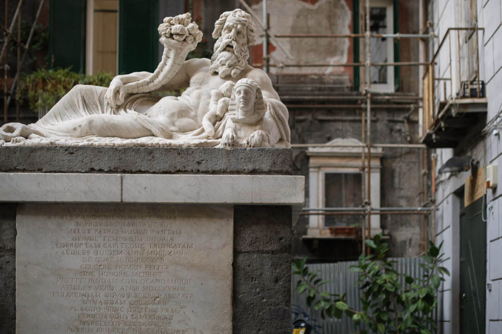 napoli, old town, italy, centro storico