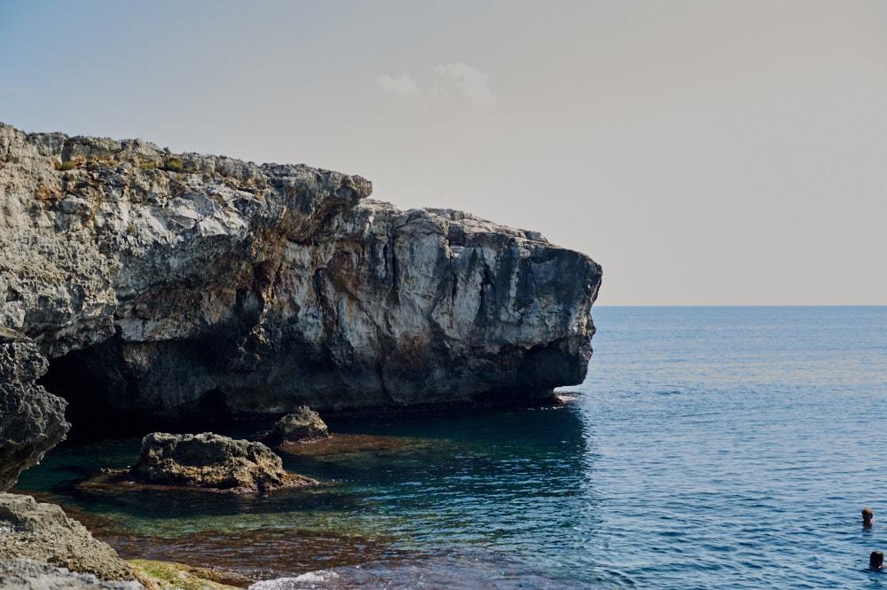 salento, puglia, italia, my big fat italian roadtrip, sea, ocean, blue, grotta verde