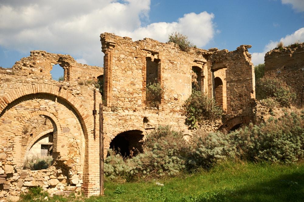 craco, basilikata, italia, lost place, lost town, abandonded