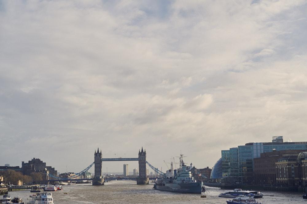 tower bridge, london, uk, thames