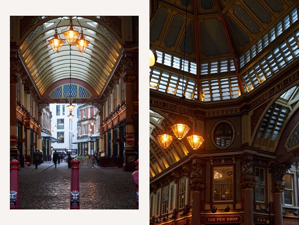 london, uk, travel, leadenhall market