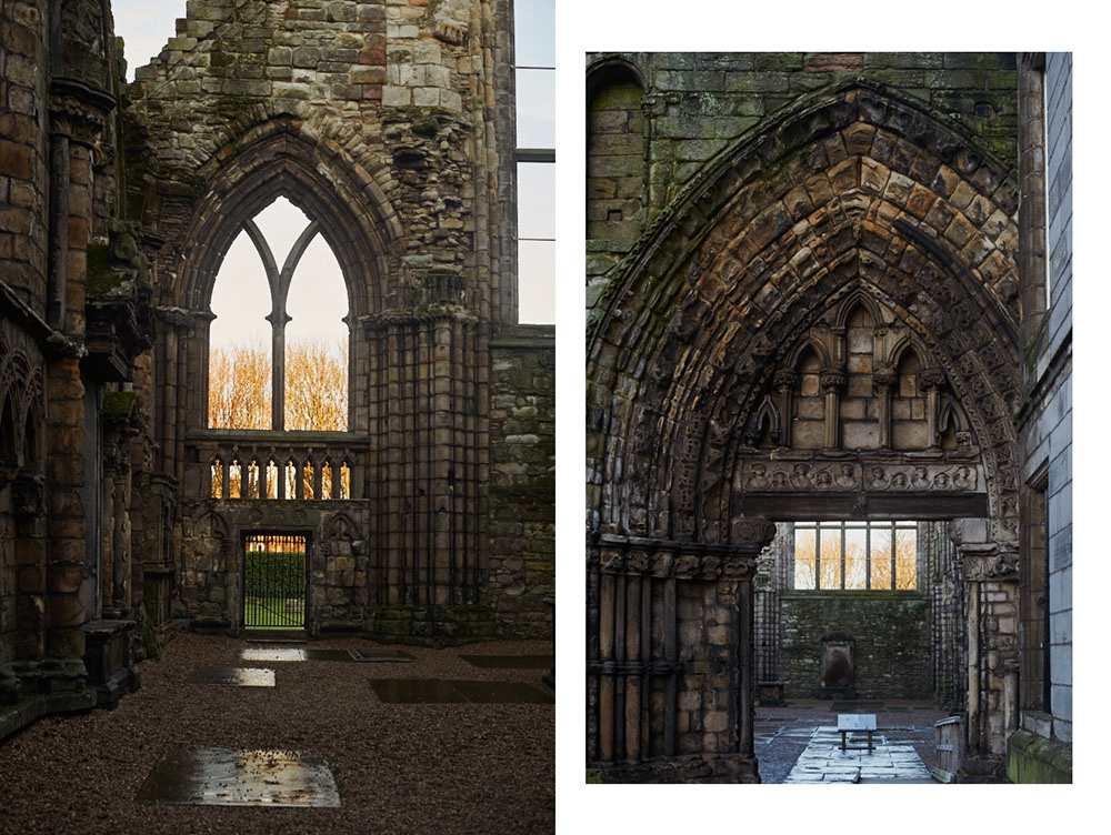 holyrood palace, edinburgh, scotland, uk, windsors, royal, adams´seat