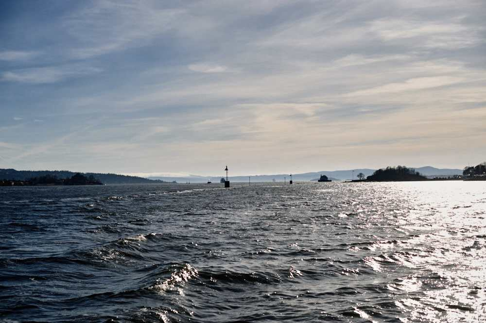 oslo, norway, fjord, ocen, sea, spring, blue, boat, bouttour, sightseeing