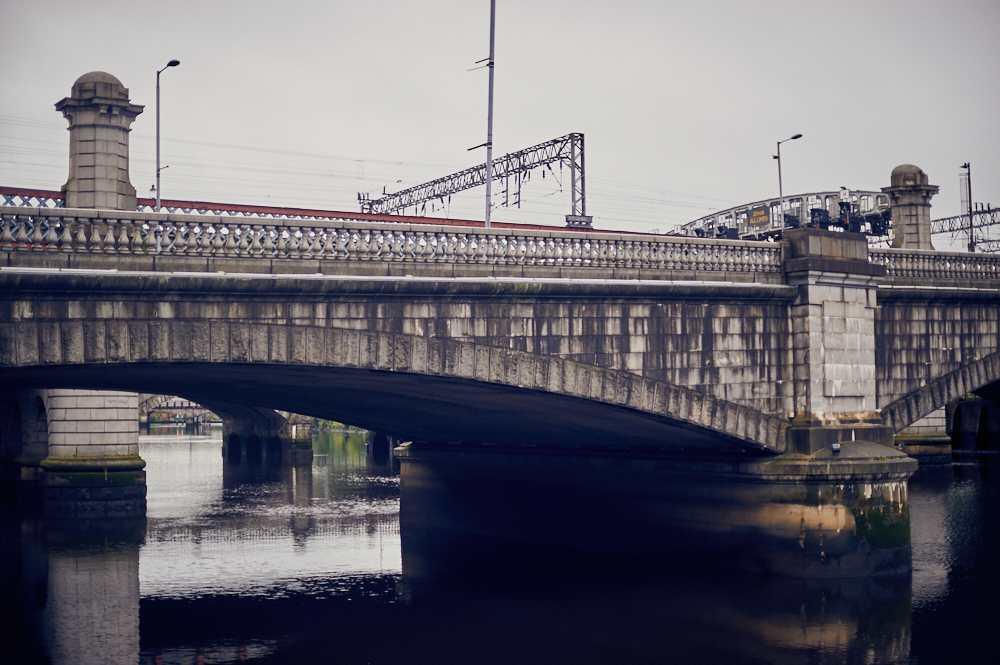 glasgow, scotland, uk, rain, travel