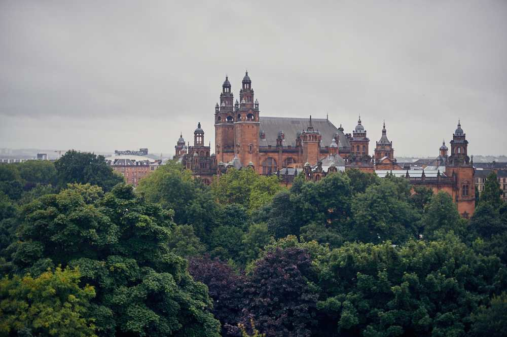 glasgow, west end, scotland, uk, travel, ursula schmitz, destination photography, rain