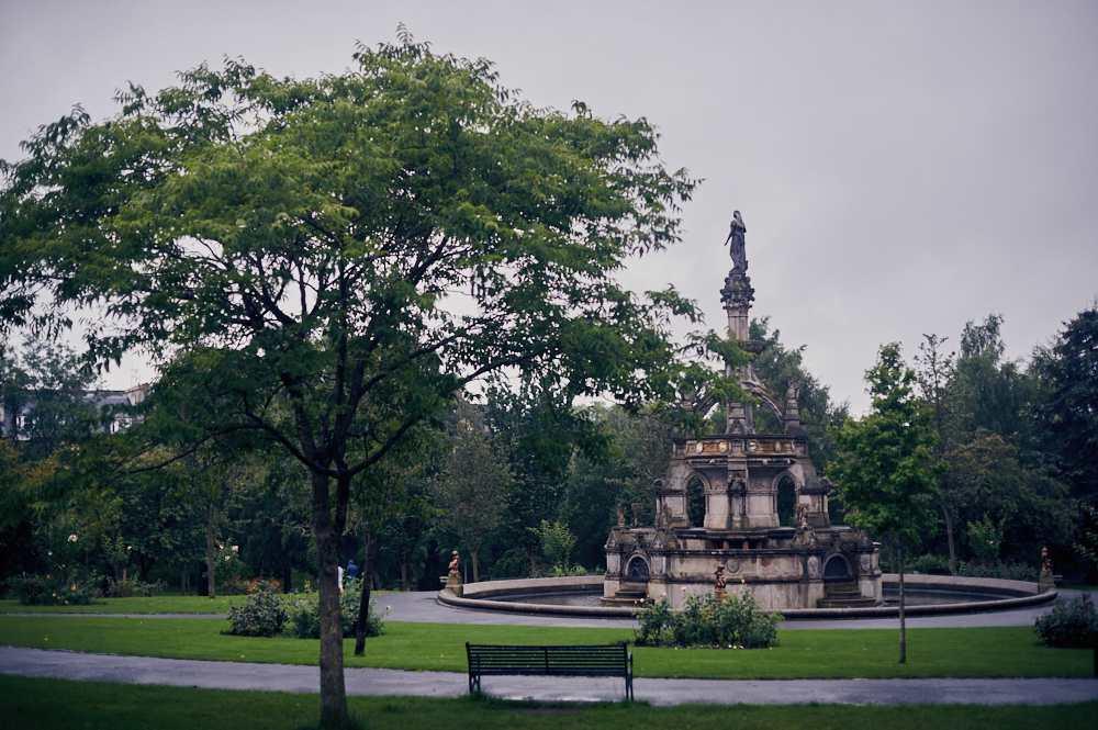 glasgow, west end, scotland, uk, travel, ursula schmitz, destination photography, rain