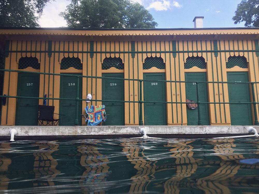 sommerfrische, bad fischau, thermalbad, niederösterreich, sommer, austria, mineral water