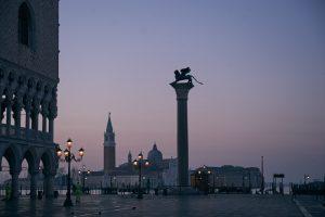 venezia, itala, sunrise