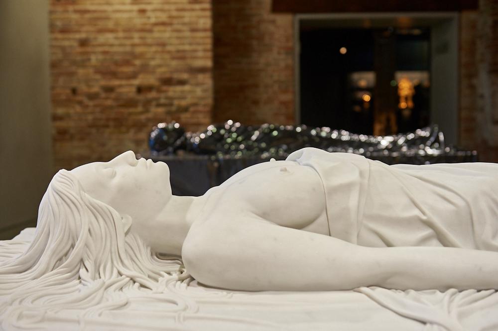 damien hirst, venice, italy, Treasures of the Wreck of the Unbelievable, punta della dogana, exhibition, biennale