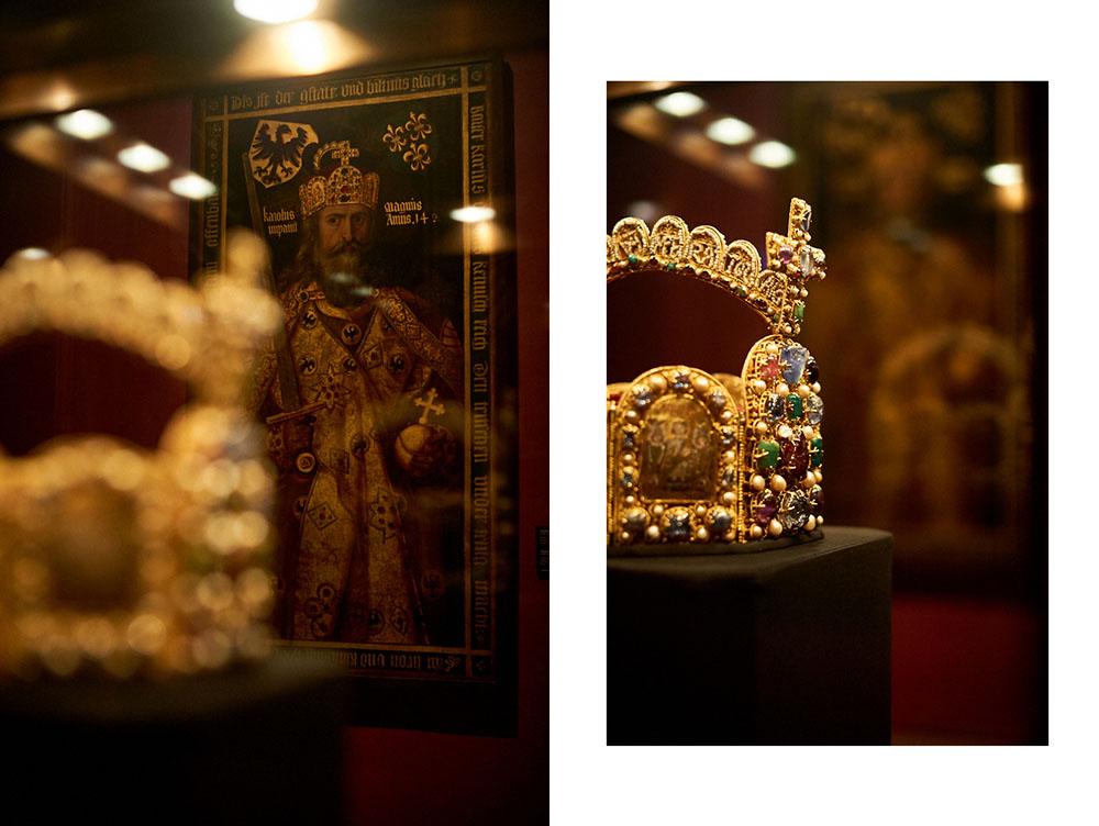 kaiserliche schatzkammer, treasury, khm, vienna, austria, museum, jewels
