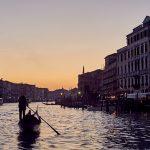 venezia, italia, la serenissima, canale grande, ursula schmitz, destination, photographer, sunset