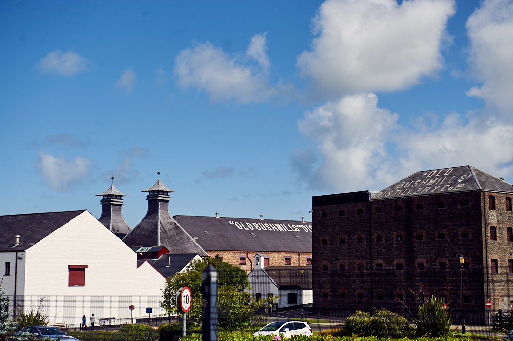 bushmills, northern ireland, united kingdom, ursula schmitz, roadtrip, whiskey, travel