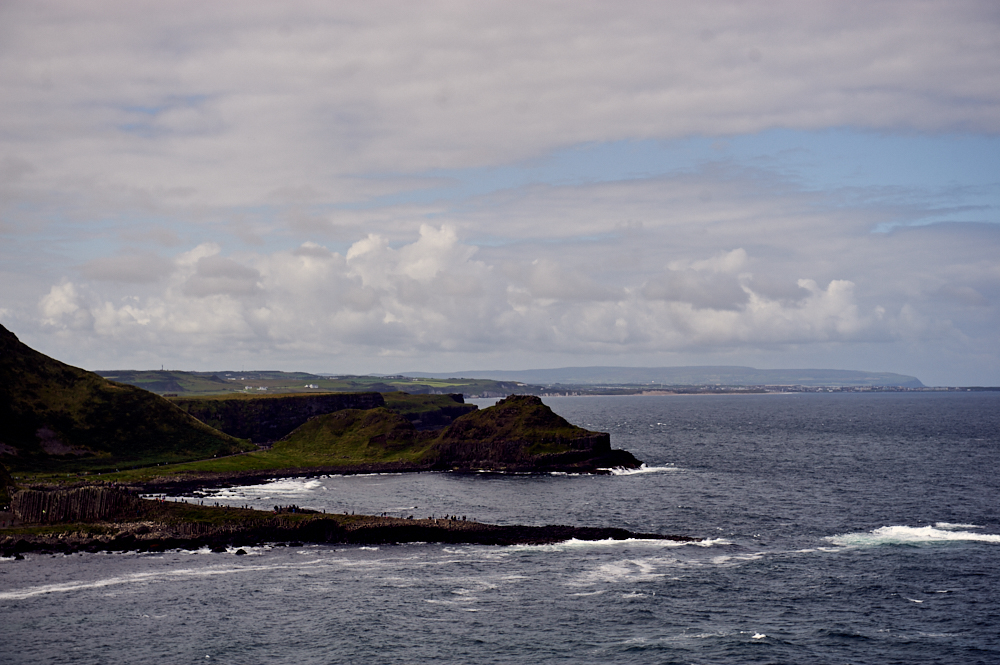 giant´s causeway, ireland, northern ireland, uk, unesco, nature, landscape, sea, ocean, cliffs